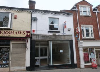 Thumbnail 3 bedroom flat to rent in High Street, Biddulph, Stoke-On-Trent