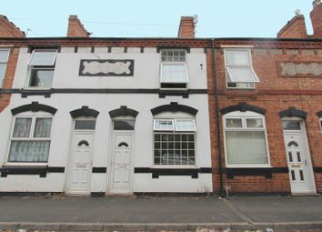 Thumbnail 3 bed terraced house for sale in Cobden Street, Darlaston, Wednesbury