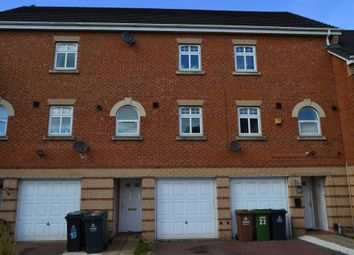 Thumbnail 3 bed town house for sale in Little Island Drive, Willenhall