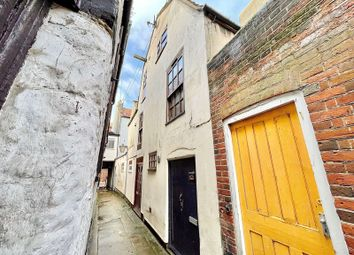 Thumbnail Terraced house for sale in Hall Plain, Great Yarmouth