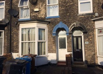 Thumbnail 5 bed property to rent in Queens Road, Hull