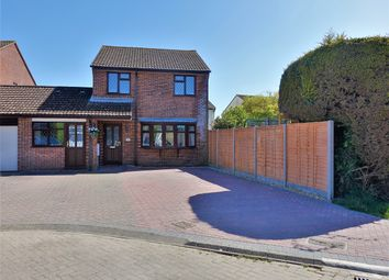 Thumbnail 4 bed detached house for sale in Williams Close, Holbury, Southampton