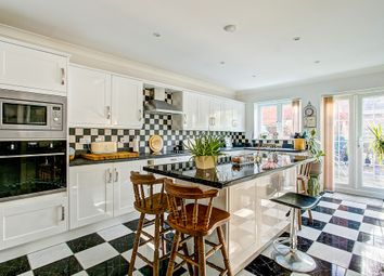 Thumbnail 5 bed detached house for sale in Alpha Close, Benwick, March