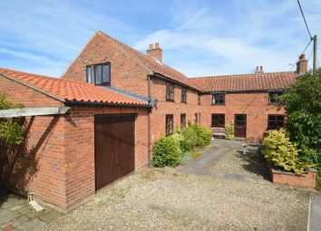 Thumbnail 3 bed detached house for sale in Thorpe Bassett, Malton