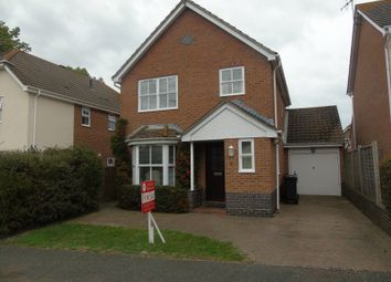 Thumbnail 3 bed detached house for sale in Chiltern Close, Eastbourne