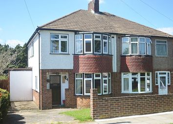 Thumbnail 3 bed semi-detached house for sale in Jersey Drive, Petts Wood, Orpington