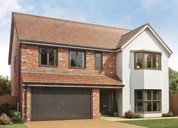 "Thumbnail 5 bed detached house for sale in ""The Kirkham"" at Vigo Lane, Chester Le Street"