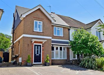 Thumbnail 4 bed semi-detached house for sale in Graham Avenue, Brighton, East Sussex