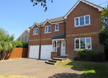 Thumbnail 5 bed detached house for sale in Western Road, Billericay
