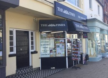 Thumbnail Retail premises for sale in The Newsbox, Newmarket