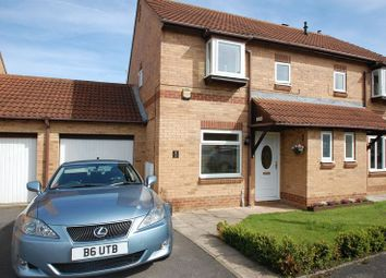 Thumbnail 3 bed semi-detached house for sale in Holystone Drive, Ingleby Barwick, Stockton-On-Tees