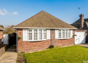 Thumbnail 4 bed detached bungalow for sale in Harvey Road, Ashford, Kent