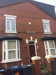 Thumbnail 6 bed terraced house to rent in Hubert Road, Birmingham