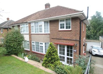 Thumbnail 3 bed semi-detached house for sale in Poplar Road, Strood, Kent