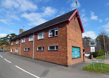 Thumbnail 2 bed flat to rent in Main Street, Breedon-On-The-Hill, Castle Donington, Derbyshire