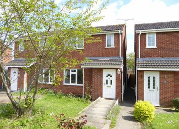 Thumbnail 2 bedroom semi-detached house to rent in Dunstall Crescent, Bishops Tachbrook, Leamington Spa