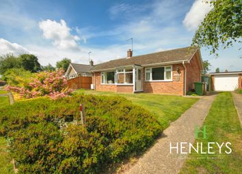 Thumbnail 2 bed detached bungalow for sale in Church Close, Trunch, North Walsham