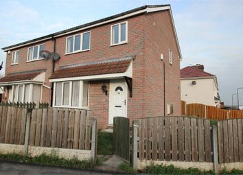 Thumbnail 3 bed semi-detached house for sale in Howbeck Drive, Edlington, Doncaster, South Yorkshire