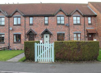 Thumbnail 2 bedroom terraced house for sale in Grange Garth, Linton On Ouse, York