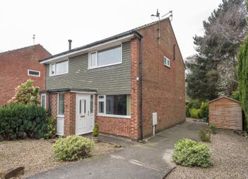 Thumbnail 2 bed semi-detached house for sale in Turnberry Drive, Leeds, West Yorkshire