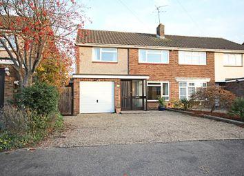 Thumbnail 4 bed semi-detached house to rent in Gilders, Sawbridgeworth, Herts