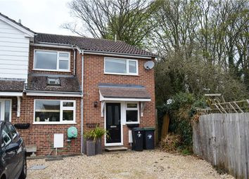 Thumbnail 2 bed end terrace house to rent in Gilbey Crescent, Stansted