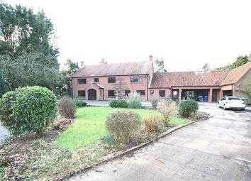 Thumbnail 5 bedroom semi-detached house to rent in Weston Longville, Norwich