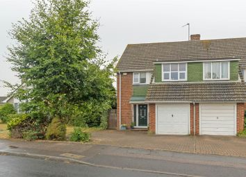 3 bed semi-detached house for sale in Bradley Drive, Sittingbourne ME10