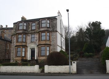 Thumbnail 3 bed flat for sale in 6 Mountstuart Road, Rothesay, Isle Of Bute