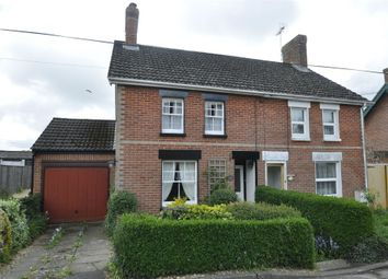 Thumbnail 3 bed semi-detached house for sale in Ashford Road, Fordingbridge, Hampshire
