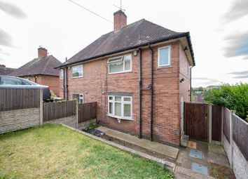 Thumbnail Semi-detached house for sale in Landcroft Crescent, Bestwood, Nottingham