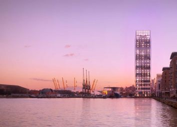 Thumbnail 2 bed flat for sale in Dollar Bay, Lawn House Close, Canary Wharf