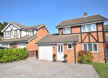 Tippits Mead, Bracknell, Berkshire RG42. 3 bed detached house