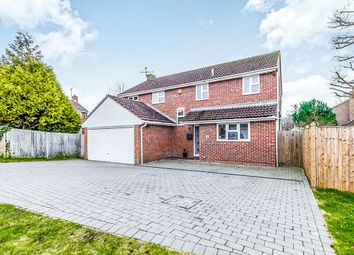 Thumbnail 4 bed detached house to rent in The Paddock, Maresfield, Uckfield