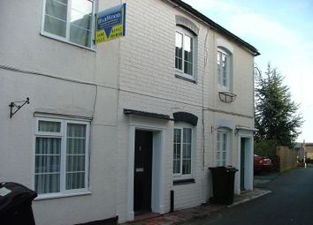 Thumbnail 2 bed terraced house to rent in Swan Street, Broseley