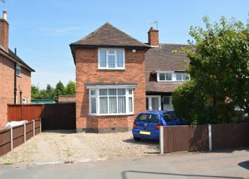 4 bed semi-detached house for sale in Welford Road, Knighton, Leicester LE2