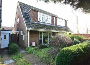 Thumbnail 3 bed semi-detached house for sale in Anglesey Close, Broadoak, Crawley, West Sussex