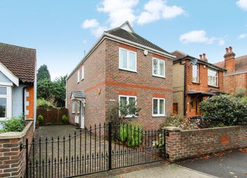 Thumbnail 3 bed detached house for sale in King Charles Road, Berrylands, Surbiton