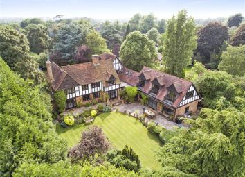 Thumbnail 5 bedroom detached house for sale in Canon Hill Drive, Maidenhead, Berkshire