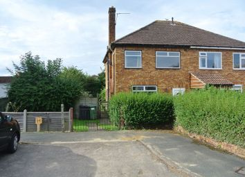 Thumbnail 3 bed semi-detached house for sale in Park Avenue, Longlevens, Gloucester