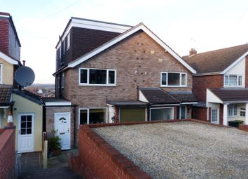Thumbnail 4 bed semi-detached house for sale in Spring Street, Halesowen