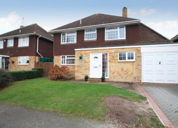 Thumbnail 4 bedroom property for sale in The Fairway, Herne Bay