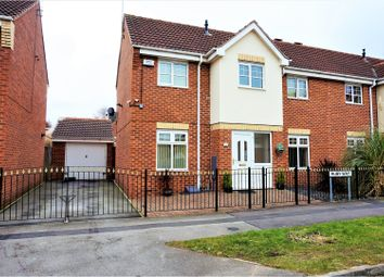 Thumbnail 3 bed semi-detached house for sale in Ruby Way, Mansfield
