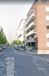 Thumbnail 2 bed flat to rent in Great Potland St, London