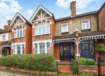 Thumbnail 3 bed flat for sale in Durnsford Road, London