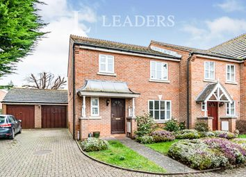 Thumbnail 3 bedroom end terrace house to rent in King George Gardens, Chichester