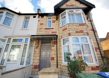 Thumbnail 4 bed end terrace house to rent in Rosebank Avenue, Wembley, Middlesex