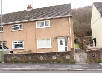 Thumbnail 2 bed property to rent in High Street, Ynysddu, Newport