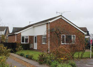Thumbnail 3 bedroom bungalow to rent in Charles Road, Fakenham