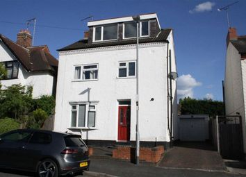 Thumbnail 4 bed detached house for sale in Chestnut Road, Glenfield, Leicester